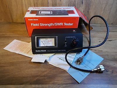 Radio Shack Field Tester / SWR Tester 21-523 NIB  * Worldwide *
