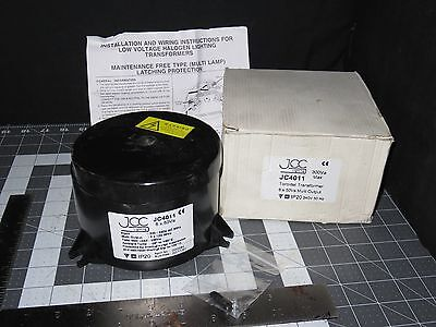 JCC Lighting JC4011 Toroidal Transformer Output 6 x 50VA 220-240V AC 50Hz