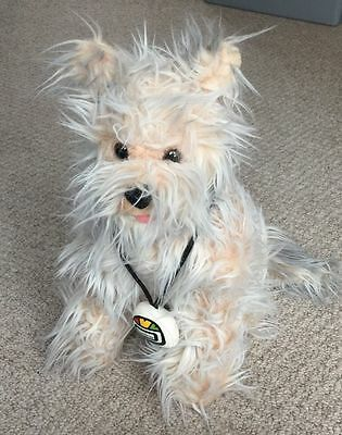 BTTF Back to the Future New Plush Large Einstein Dog from Universal Studios 1992