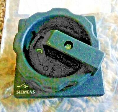 SIEMENS 3LD2164-0TB51-0US2 on off enclosure SWITCH ON/OFF SWITCH