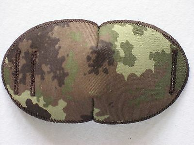 CAMOUFLAGE Eye Patch for Glasses LARGE, Soft and Washable