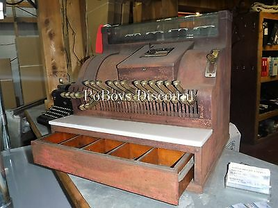 Remington 1928 Antique Collector National Cash Register Collectible