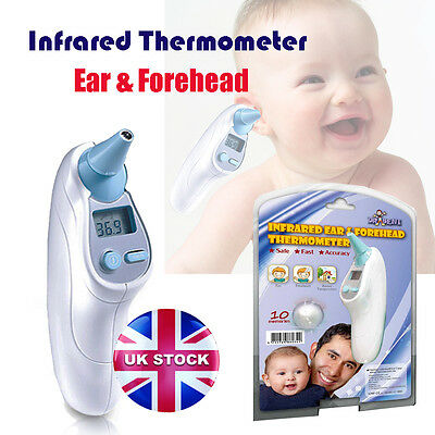High Quality Digital LCD Body Temperature Monitor Thermometer Baby