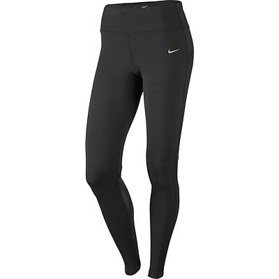 Nike Power Epic Lux Womens Running Tight Black Size M 644952 010