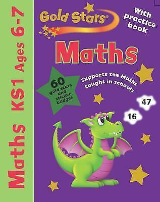 Gold Stars Pack (Workbook and Practice Book): Maths 6-7-ExLibrary