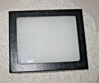 **small Black And Glass Display Case**