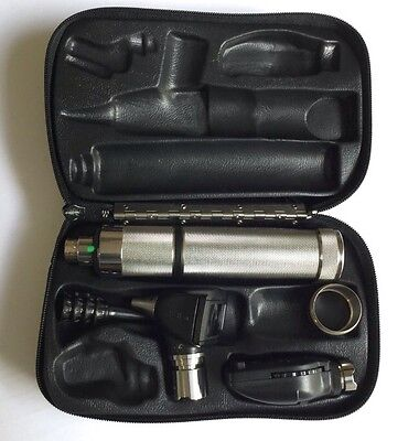 Welch Allyn Diagnostic Set, Ophthalmoscope # 11710, Otoscope # 25020