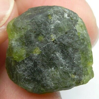 34.35 Ct. Natural100% Green Grossular Garnet Rough