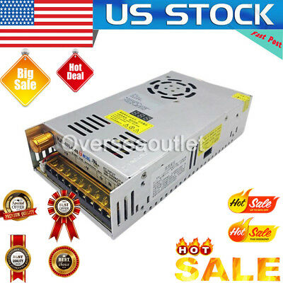 NEW DC 20A 0-24V 480W Adjustable Switching Power Supply with Digital Display