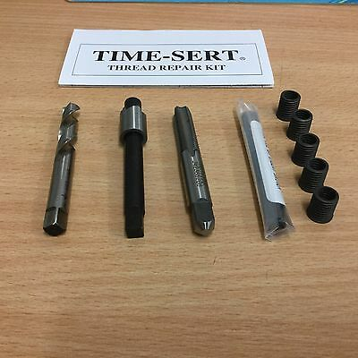 WURTH TIME SERT KIT M8 x 1.25   THREAD REPAIR SYSTEM inc Tap Drill Tool Inserts