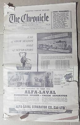 1957 The Chronicle ~ Adelaide ~ Full Newspaper  64 Pages