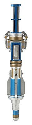 Official Licensed Doctor Who 12th Twelfth Dr 3D Sonic Screwdriver with LED Torch