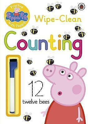 Peppa Pig: Practise with Peppa: Wipe-Clean Counting-9780723297765-G024