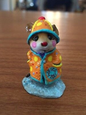 Wee Forest Folk Sunnie the Clown FTF Circus