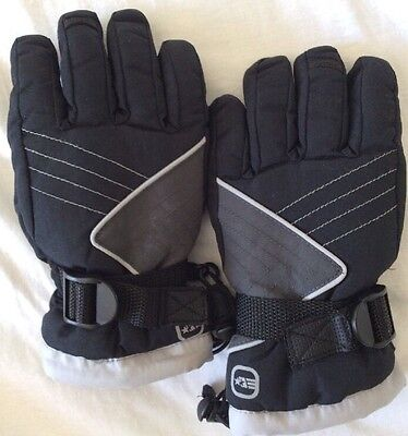 Thinsulate Gloves 3M 80 gram Waterproof Breathable Boys Small 4-6 Yrs