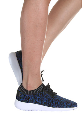 Fit Knit Multi Sneaker Women Relax-5-06 Forever Footwear Blue