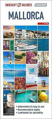 Insight Flexi Map: Mallorca (Insight Flexi Maps), APA Publications Limited, New