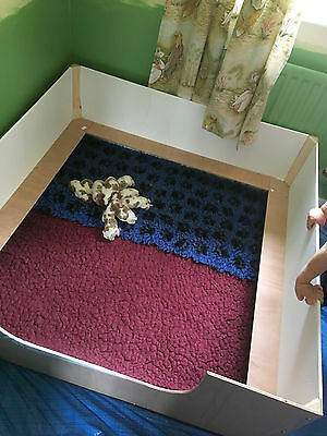 """WHELPING BOX 25"""" X 30"""" X 12"""" 9ml Weatherproof Ply FREE P&P OR LOCAL DELIVERY"""
