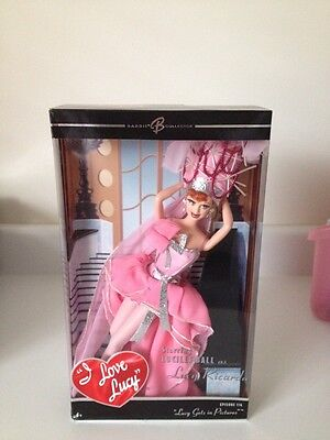 "2006 Lucille Ball ""Lucy Gets In Pictures"" Collected Barbie"