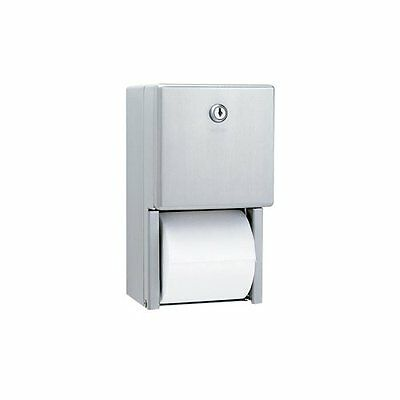 Bobrick Toilet Paper Holders B-2888 Classic Series Surface-Mounted Multi-Roll