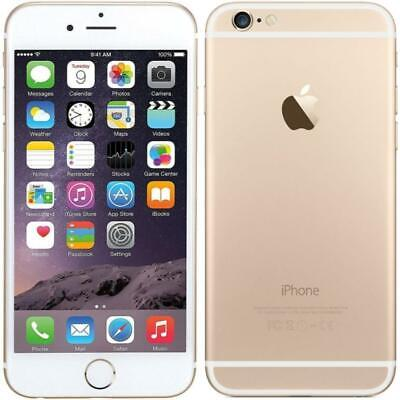 Apple iPhone 6 - 64GB - Gold - Factory Unlocked; AT&T / T-Mobile / Global