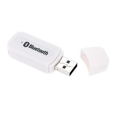 Inalámbrico USB Bluetooth 3.5mm Música Audio Estéreo Receptor Adaptador Dongle