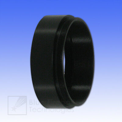 Blue Fireball T Thread Spacer Ring with 12mm Extension # S-T12