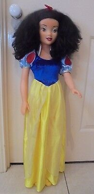 Real Life LARGE Snow White Doll - Freestanding Just on 91 cm high Simba Brand