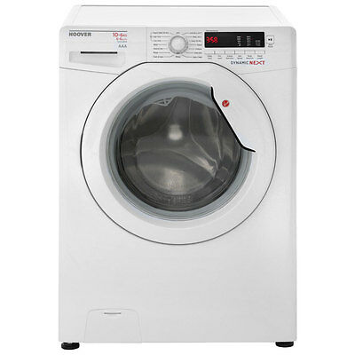 Hoover WDXCE51062 Dynamic Next Free Standing 10Kg Washer Dryer White New from