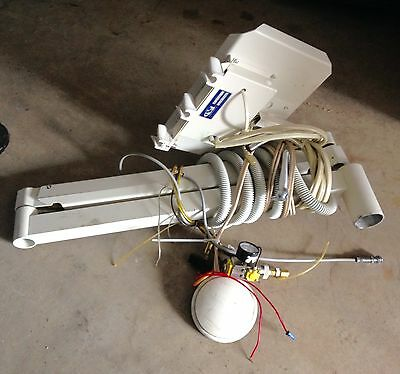 Beaverstate A-2500 Dental Delivery System Control Unit Untested pole mounted