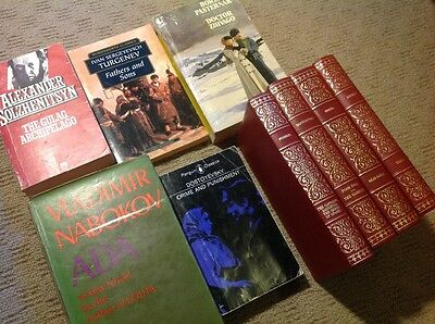 Collection Russian Classics: 11 titles: Pushkin, Nabokov, Gogol, Dostoyevsky