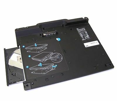 HP Elitebook 2730p/2740P Docking Station3USB/ESATADisplay PorT+DVD-RW UK SEELER