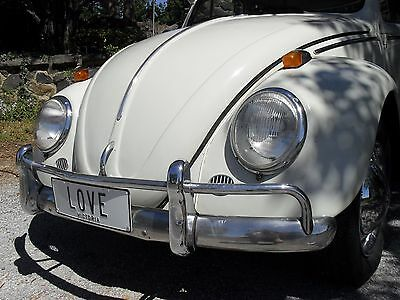 1962 Vw Beetle-THE LOVE BUG - Bridal / Wedding Car Hire- For Photo Shoots Only