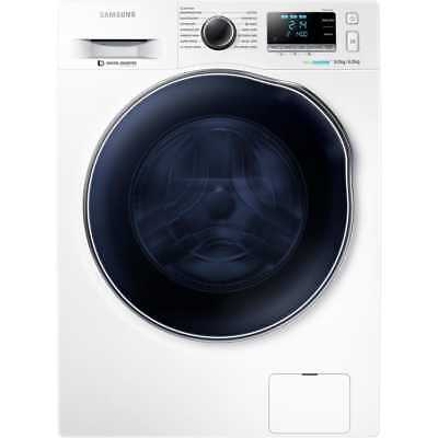 Samsung WD90J6410AW Ecobubble Free Standing 9Kg Washer Dryer White New from AO