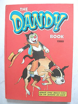 DANDY BOOK (Vintage From 1980) **High Grade