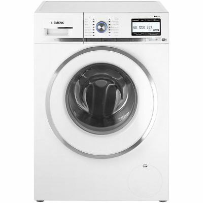 Siemens WMH4Y790GB IQ-700 A+++ 9Kg Washing Machine White New from AO