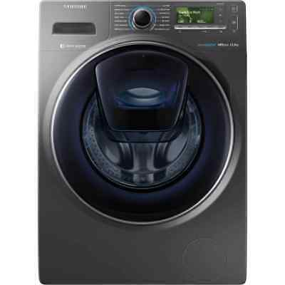 Samsung WW12K8412OX AddWash™ AddWash™ A+++ 12Kg Washing Machine Graphite New