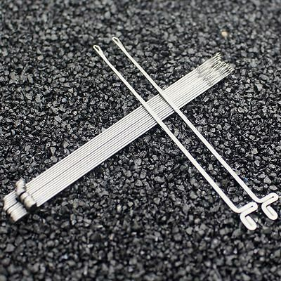 10x Beading Needles Fit Craft Jewellery DIY Making Threading Tools New