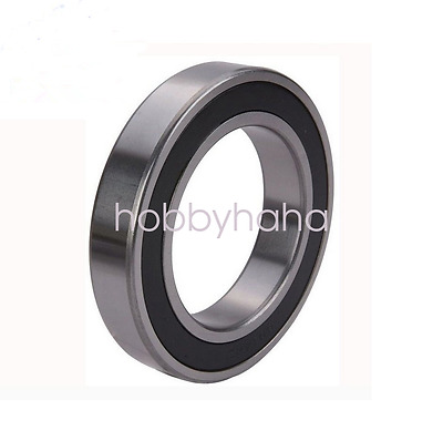 1pcs 6818-2RS 6818RS 6818 2RS 90x115x13mm Rubber Sealed Deep Groove Ball Bearing