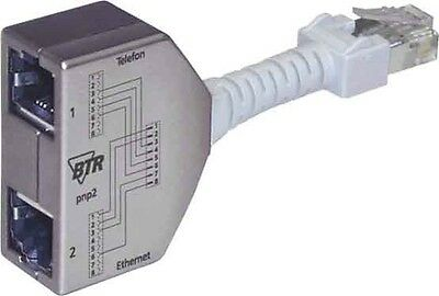 Metz Connect Cable-sharing-Adapter 130548-02-E Set