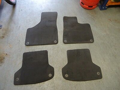 *audi A3 Mk2 8P 2004-2013 Set Of Floor Mat Carpet