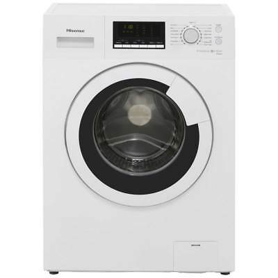 Hisense WFU6012 U Series A++ 6Kg Washing Machine White New from AO