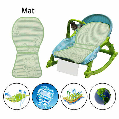 New Green Excellent Three-rocking Chair Baby Stroller Mat Bouncer Fisher XP
