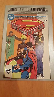 DC - Superman - The Man of Steel - Silver Edition (No. 6)