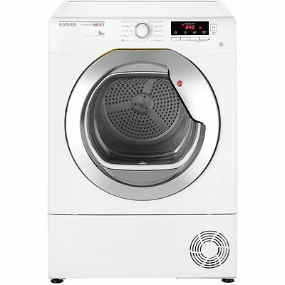 Hoover DNCD91B Dynamic Next 9Kg Condenser Tumble Dryer White New from AO