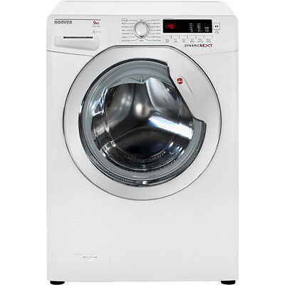 Hoover DXCC69W3 Dynamic Next A+++ 9Kg Washing Machine White / Chrome New from