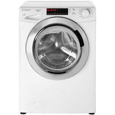 Candy GV169TWC3W Grand'O Vita A+++ 9Kg Washing Machine White New from AO