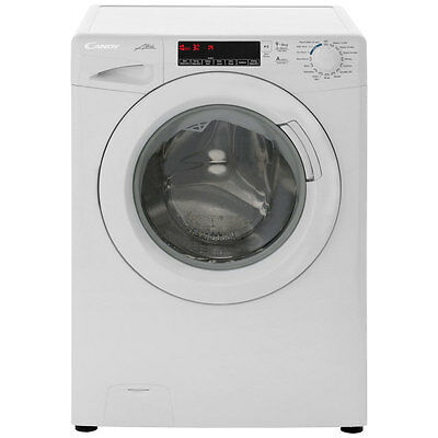 Candy GVW496T Grand'O Vita Free Standing 9Kg Washer Dryer White New from AO