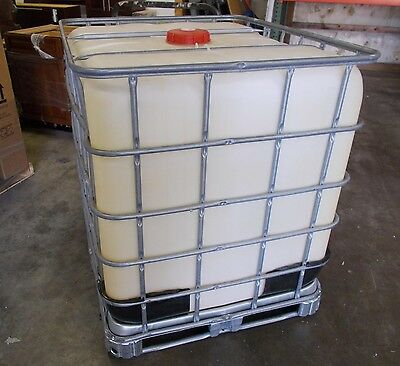 IBC 270 Gal Liquid Storage Tote Container NON FOOD GRADE P/U LaPorte, IN
