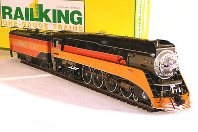 "Mth Railking 2-Rail Gauge 1 Gs-4 Southern Pacific ""daylight Express"" Locomotive"